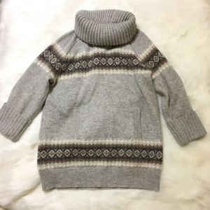 Gap oversized sweater XS